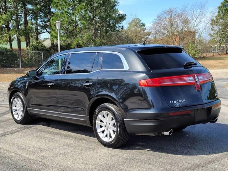 Lincoln Mkt Rear